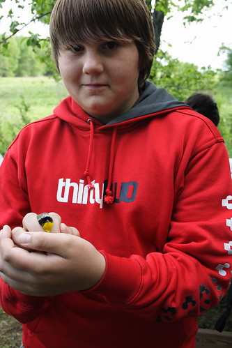 Eric and Common Yellowthroat