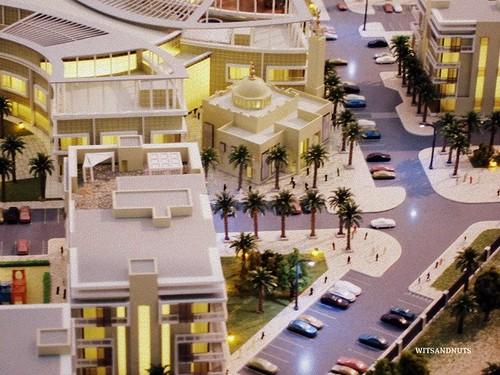 Abu Dhabi Cityscape 2011