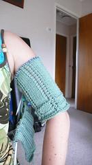 Waist-Cincher sleeve