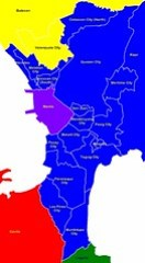 Metro Manila Before