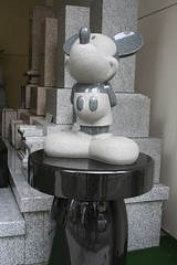 Mickey  Mouse Tombstone