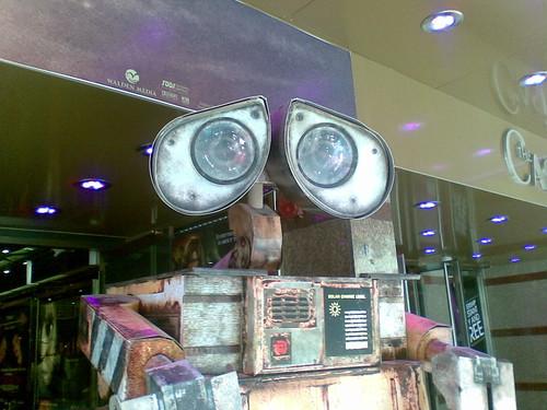WALL-E eyes
