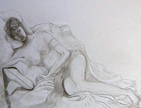 nude mary