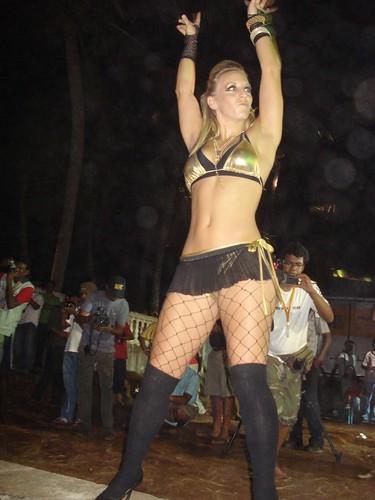 Glam Slam Dancer