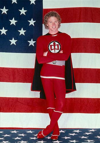 el gran heroe americano por ti.