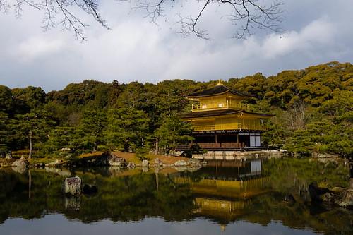 Golden Pavilion - Rokuon-Ji Temple