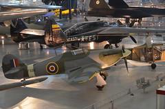 Steven F. Udvar-Hazy Center: Hawker Hurricane ...
