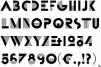 Cassandre. Tipograf�a.