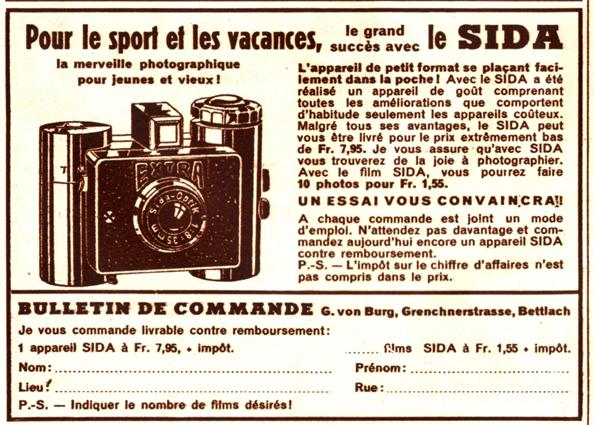Publicité Sida