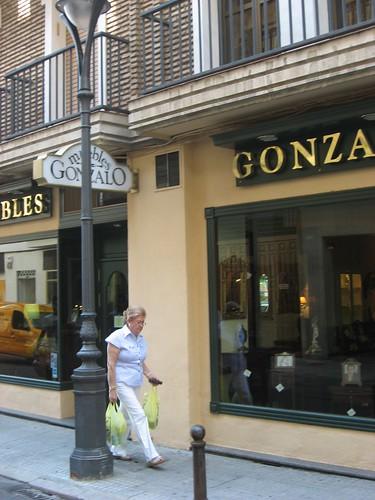 Calle Duque de Fernán Nuñez