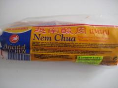 Vietnamese meat snack
