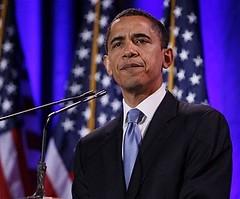 Obama frowny