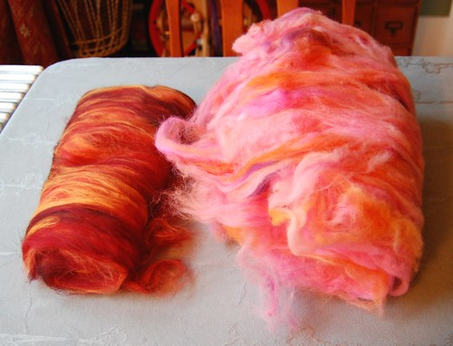 Fiber from my MT trip