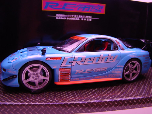 HotWorks Greddy RX7