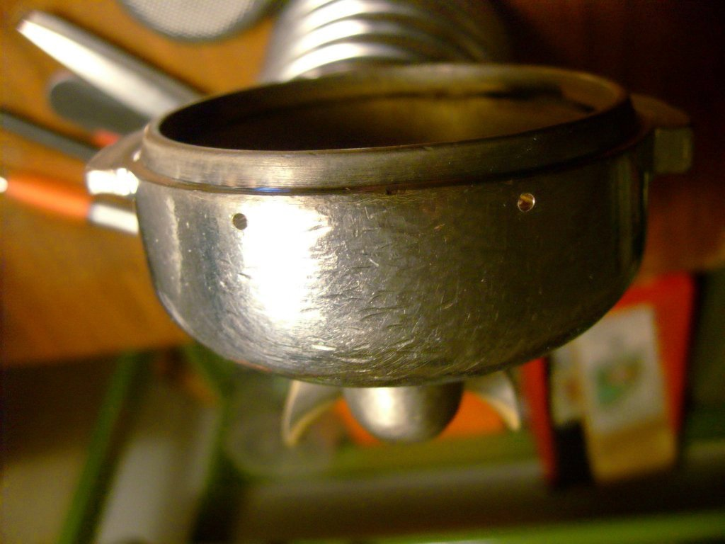 Ventilated Portafilter