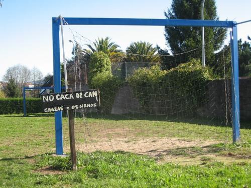 Campo deportivo Augas Mansas