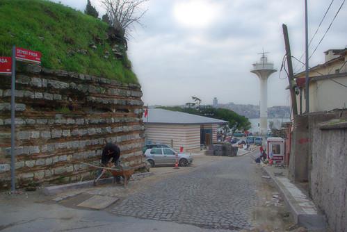 Şemşi paşa sokağı, Üsküdar, İstanbul, Pentax K10d