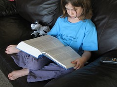 Reading the Mayo Clinic Family Health Guide