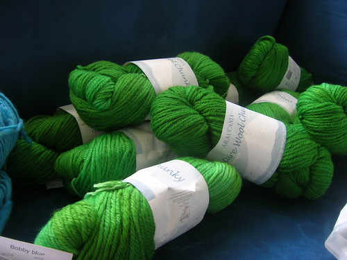 Yarn from WEBS.