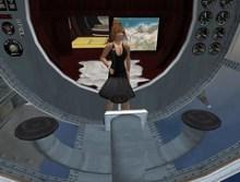 L'astronave di Clarita Laville