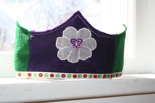L4's Birthday Crown from The Creative Family
