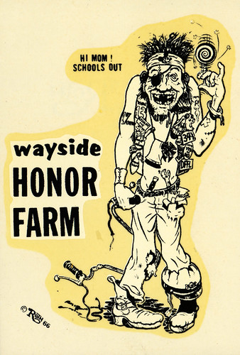 wayside honor farm