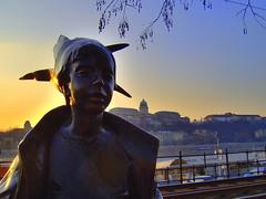 Budapest: la piccola principessa.