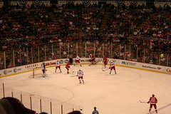 Columbus Blue Jackets @ Detroit Red Wings