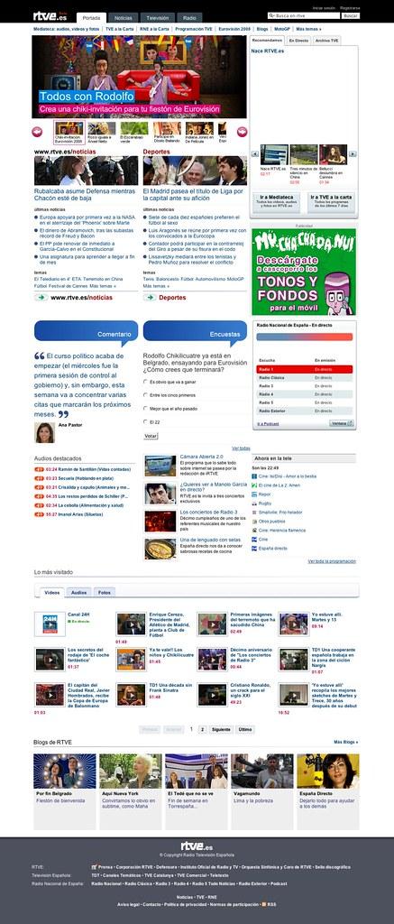 beta RTVE web