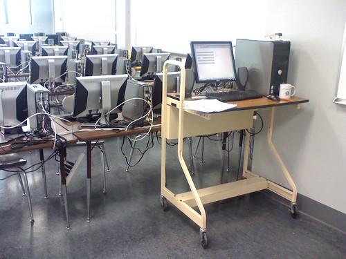 Not-Desk