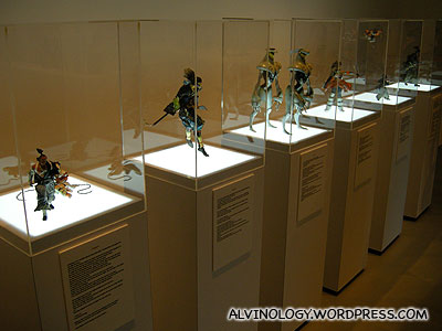 Storytelling with action figurines