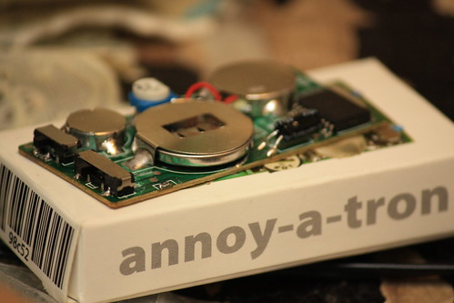 003/365 Annoy me by kingfal.