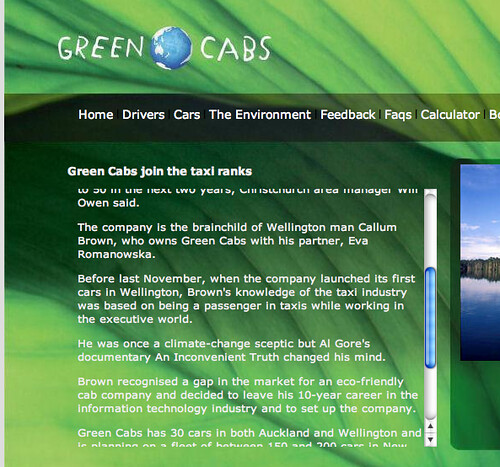 greencabs