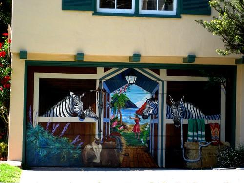 zebras in paradise by dyannaanfang