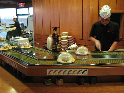 Sushi Cruise, Edgewater NJ by you.