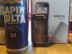 Lapin Kulta with E71