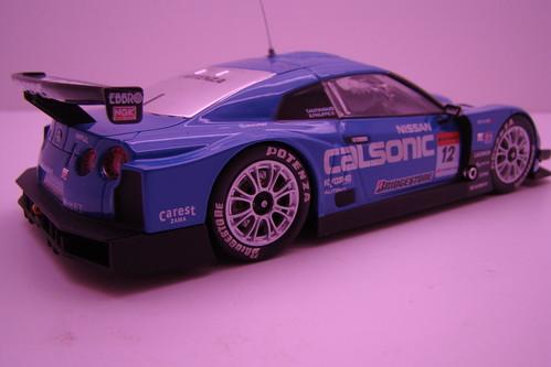 36 Nissan Skyline R35 Team Calsonic