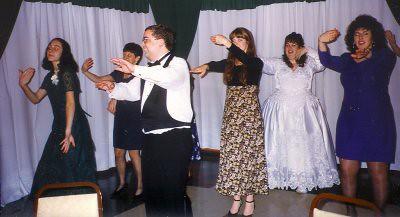 Wedding (macarena group)