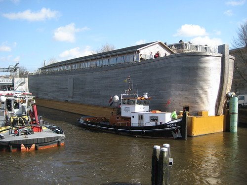 Noah's Ark Replica in Holland