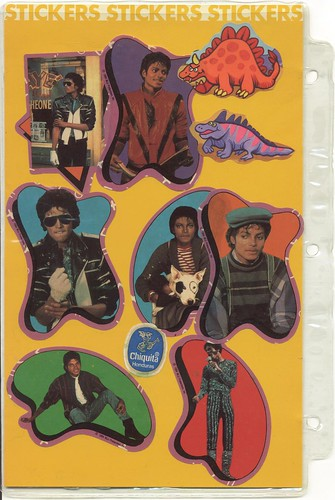 MJ stickers 1