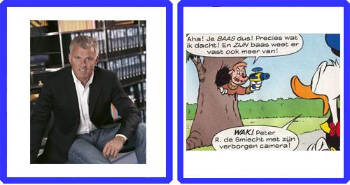 Peter R de Vries / Peter R de Smiecht
