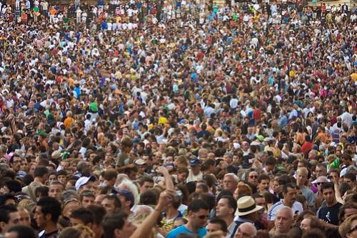Multitud // Crowd