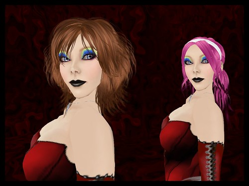 Hair Fair - Damselfly - hTC