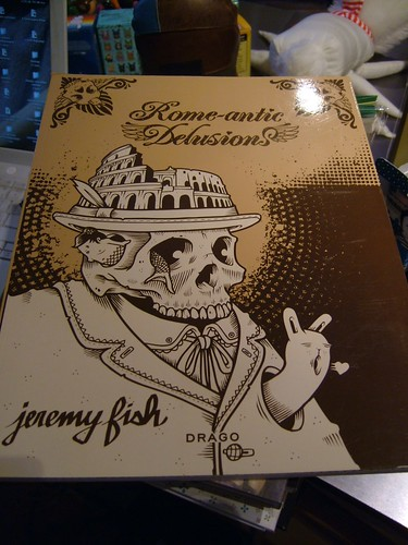 jeremy fish rome antic delusions