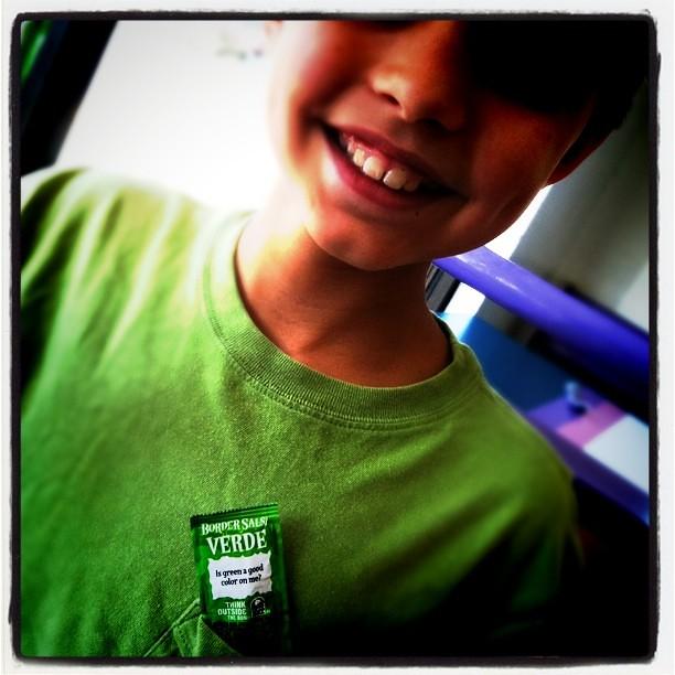 verde.