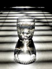 Glass | Water | Light | Shadow