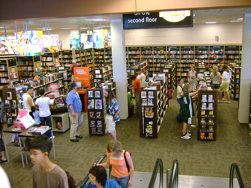 Borders Book Store, Alameda, CA