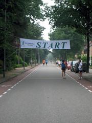 De startlokatie