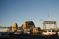 OSCAR on The Harbour Bridge