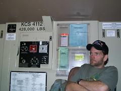 Unit ride on KCS